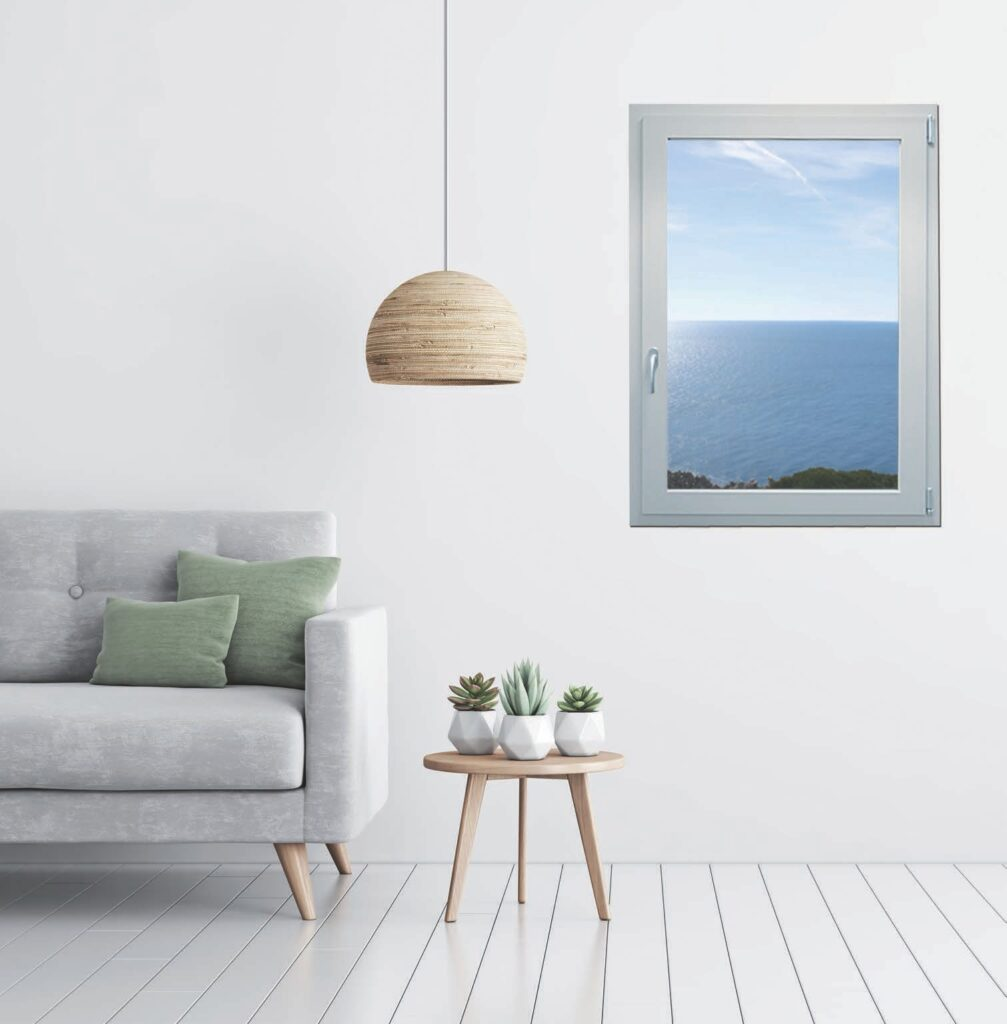 rendering finestra estra 2021 alluminio